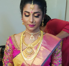 Bridal Makeup Bangalore