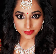 Bridal Makeup Service Bangalore